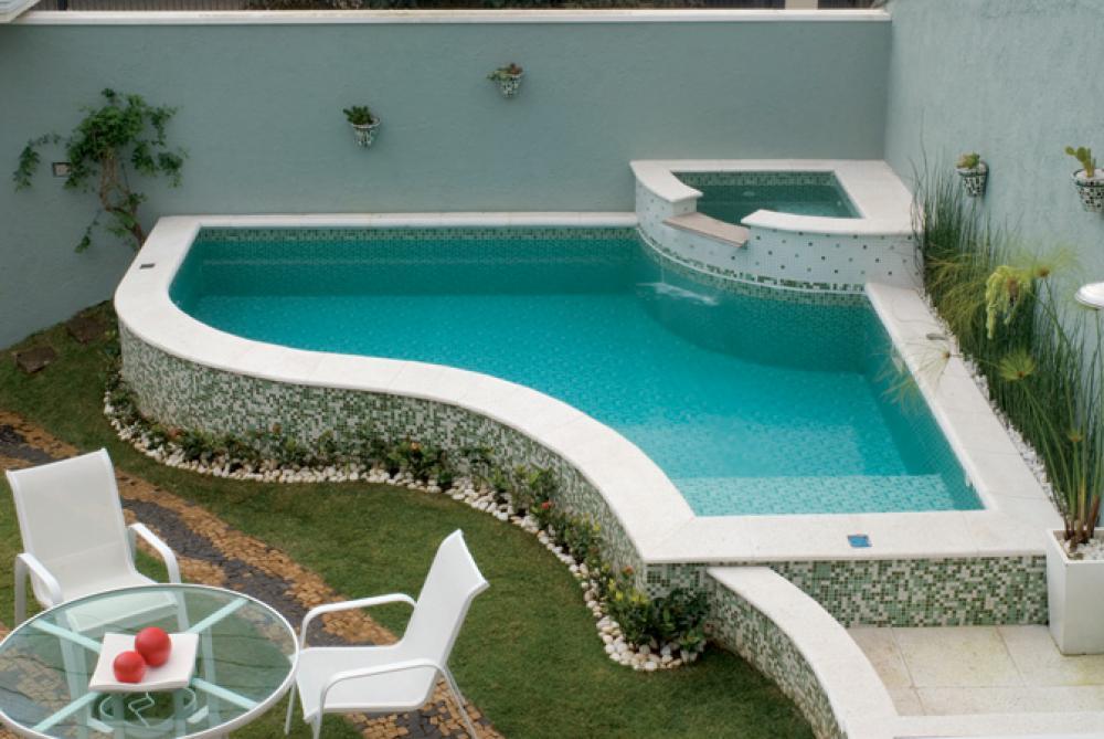 Saiba como ter uma piscina em casa for Piscinas dentro de casa